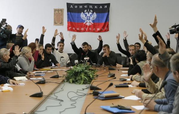 Меморандум. Три актуальных повода к дипломатическому признанию Донецкой и Луганской республик