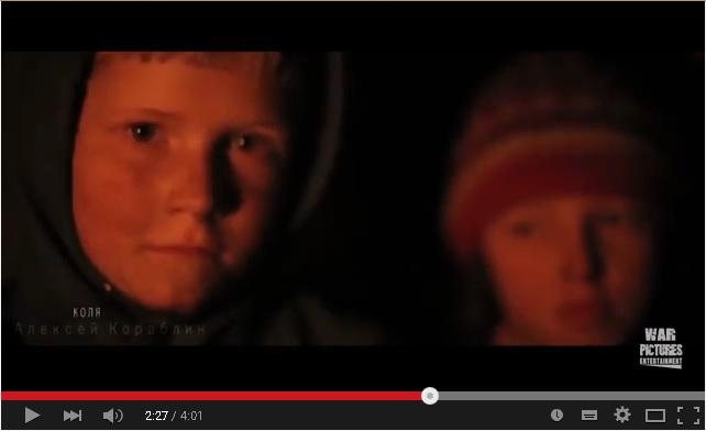 """Защитники Донбасса — """"Моя ладонь превратилась в кулак"""" (Видео)"""