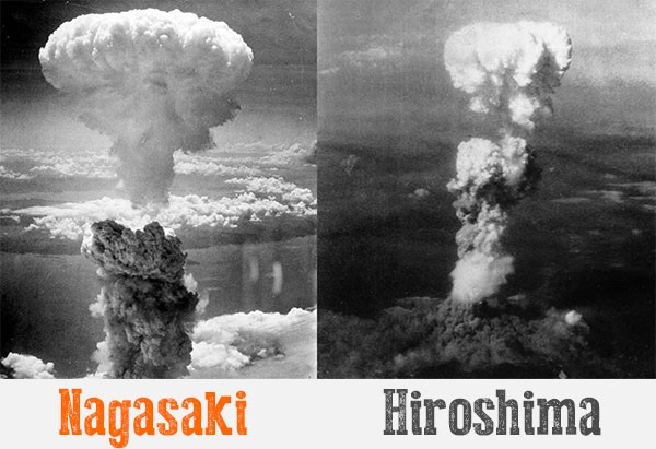 a comparison between britains bomb raid on dresden and americas attack on hiroshima Find out more about the history of bombing of dresden  and before the massive air raid of february 1945 looking at photographs of dresden after the attack.