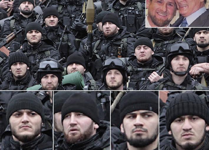 Пехота Путина. Часть 1