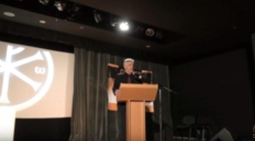 Выступление Андрея Савельева на съезде партии «Великая Россия» (видео)