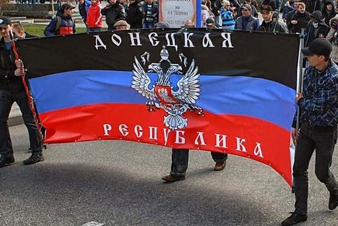 """Statement of the Party """"Velikaya Rossiya"""" (""""The Great Russia"""") on victorious referenda in Novorossia (New Russia)"""
