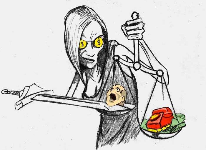 Федеральному судье Сальникову Д.С. не терпится занять свое место «у параши»
