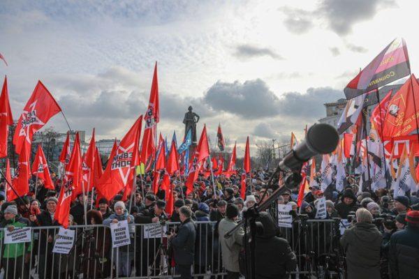 Созыв Конституционного Собрания — плохая идея