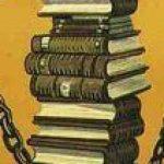 Логотип группы (Знание разорвет цепи рабства)